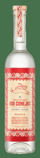 400 Conejos Espadín- Cuishe