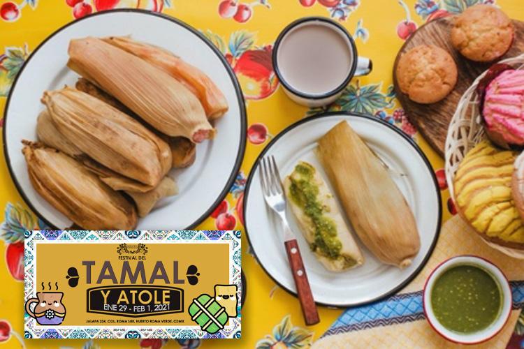 Festival del tamal y el atole 2021
