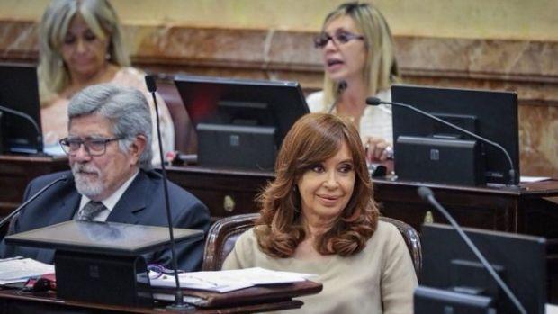Cristina presentó un proyecto para derogar el importe extra en las tarifas de gas