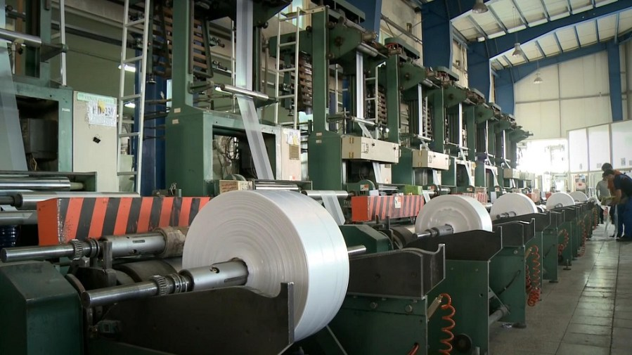 el aumento fue impulsado por las medianas industrias del país