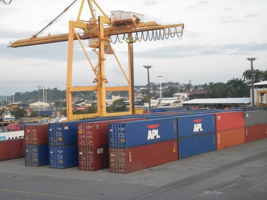exportaciones importaciones contenedores