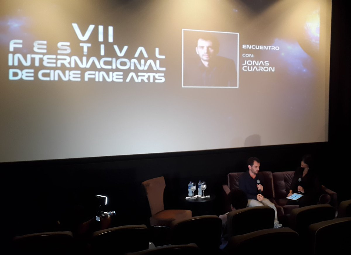 festival de cine fine arts