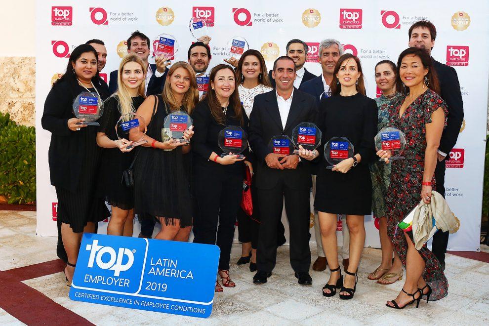 top employers at hyatt zilara cancun