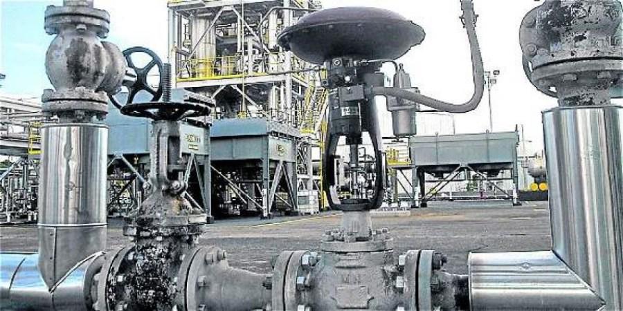planta de producción de gas en colombia