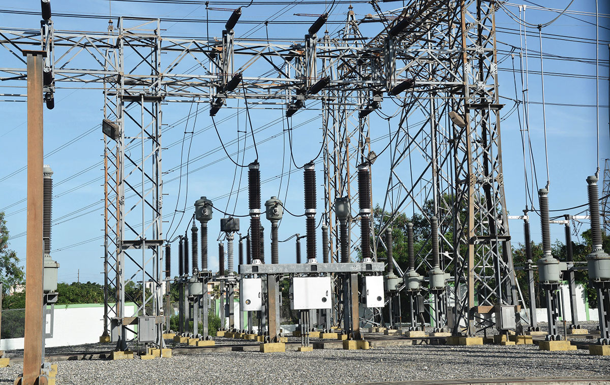 sector electrico anje