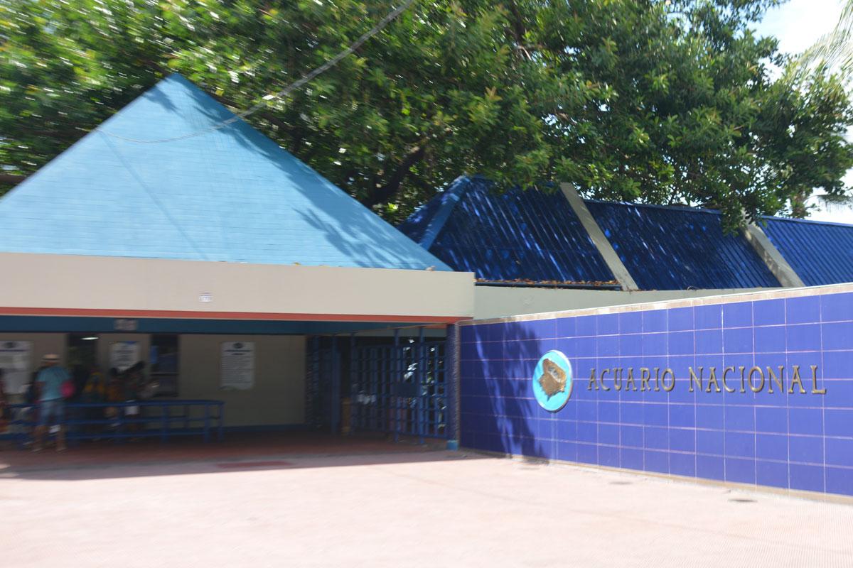 acuario nacional