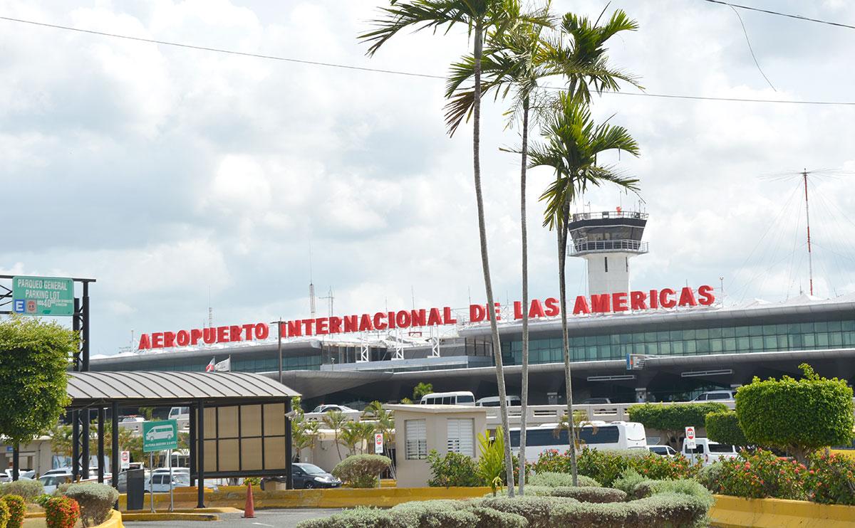 aeropuerto las americas boca chica