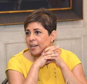 Ana Ysabel Acosta de Tejada.