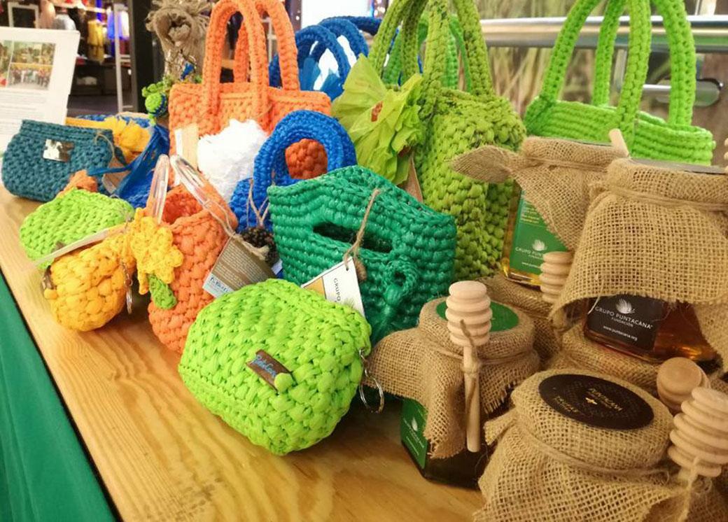 dde8c8ca8d3f La artesanía dominicana tiende una mano amiga al medio ambiente