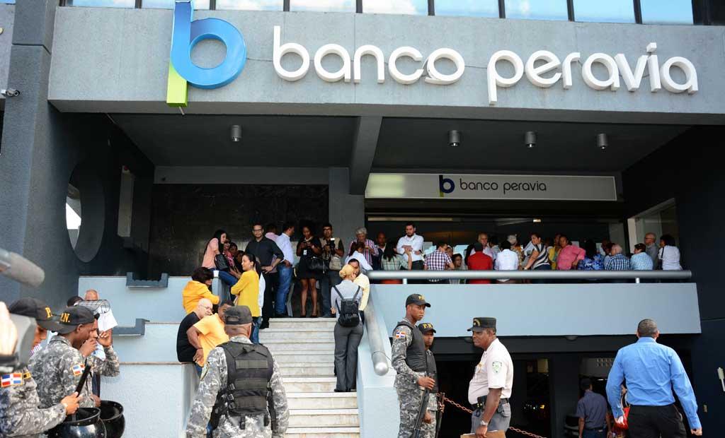 Resultado de imagen para Banco peravia.