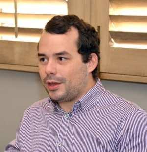 José Luis Magadan Collado, vicepresidente de la ONEC.