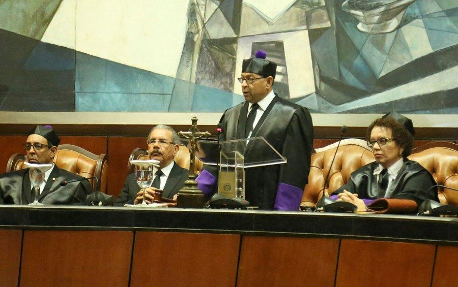 presupuesto poder judicial