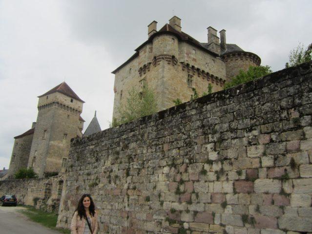 Castillo de Curemonte