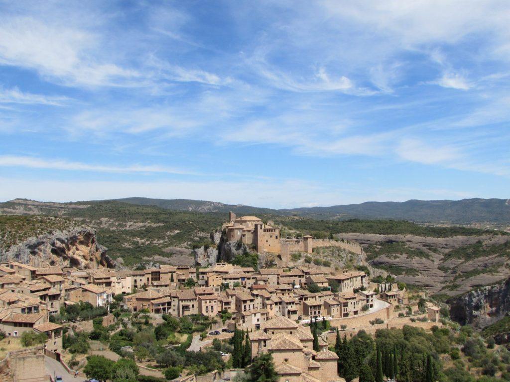 Alquézar, uno de los pueblos más bonitos de Aragón