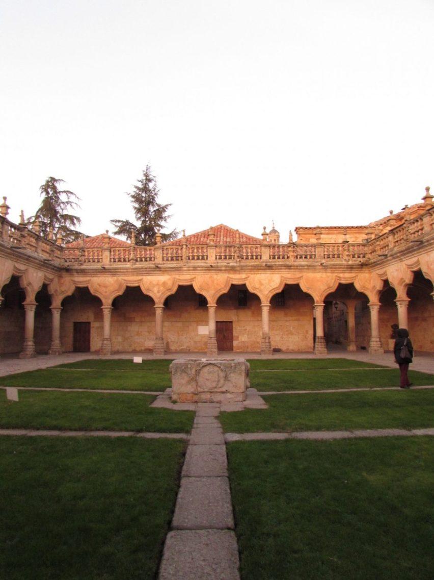Patio Escuelas Mayores, Salamanca