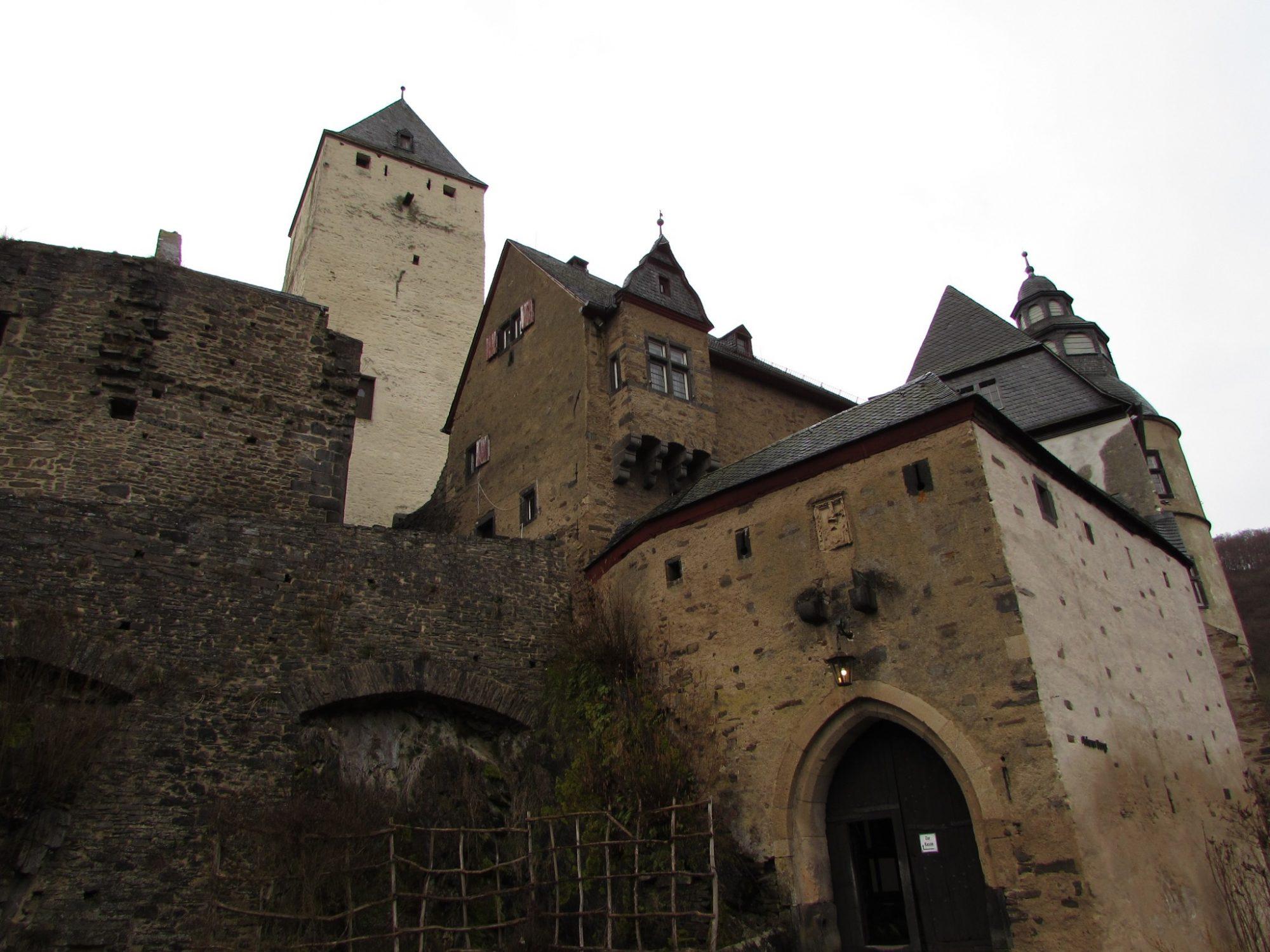 castillos alemania burresheim
