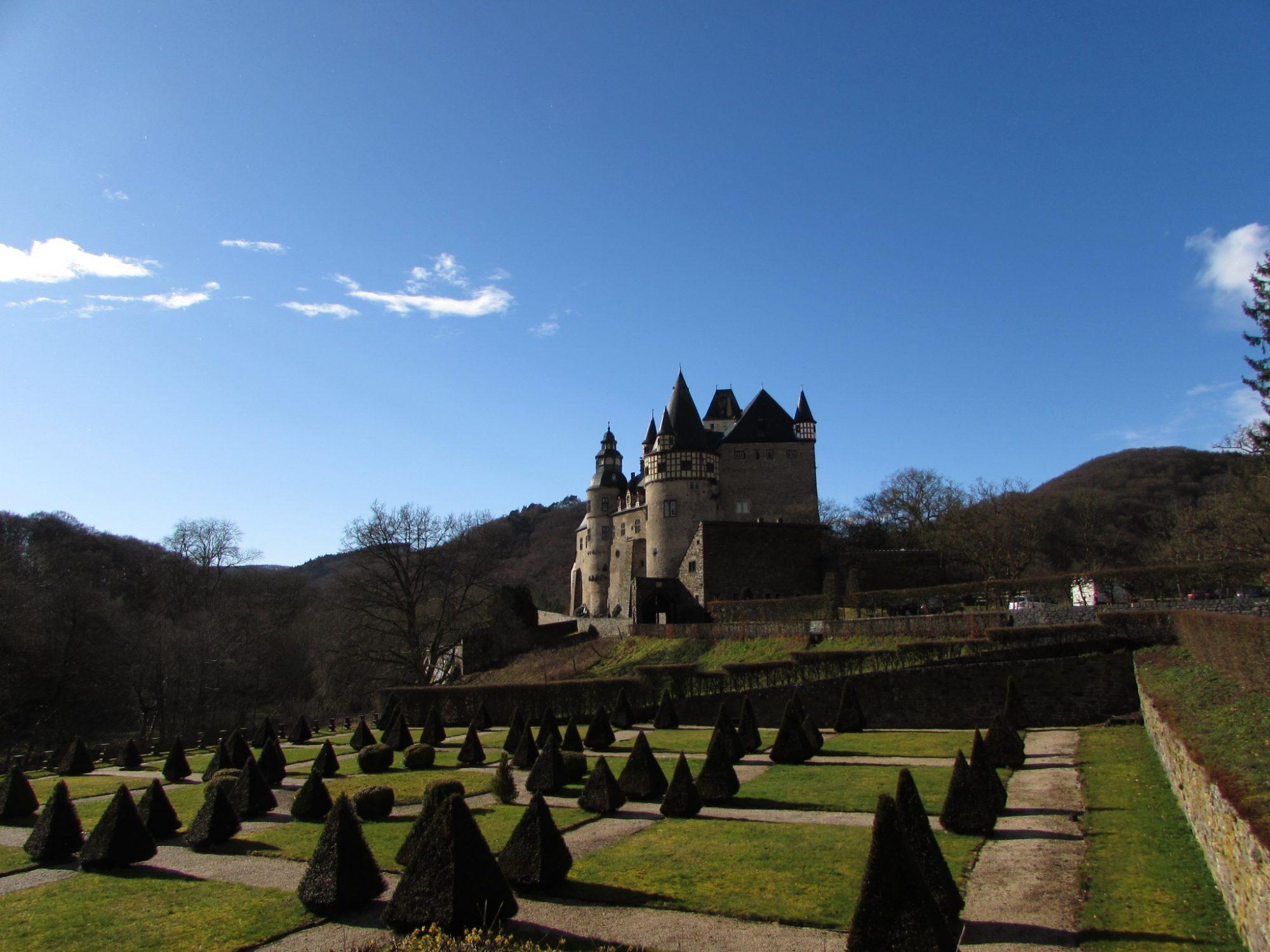 castillo de burresheim alemania