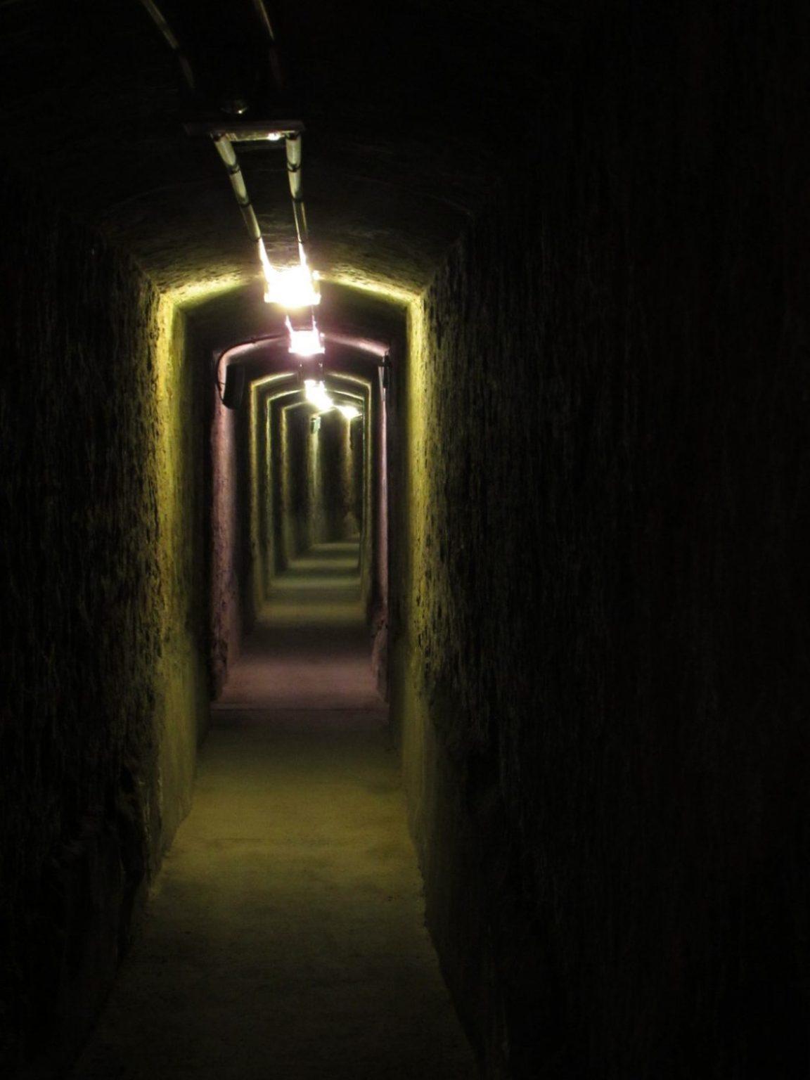 tunel refugios almeria