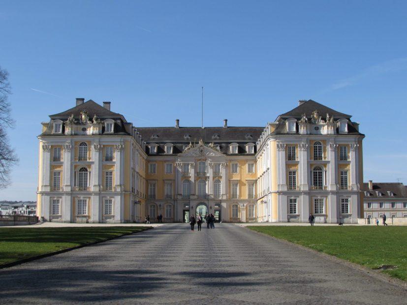 palacio de Augustusburg Bruhl