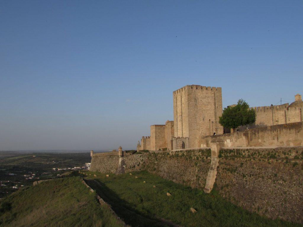 La ciudad amurallada de Elvas