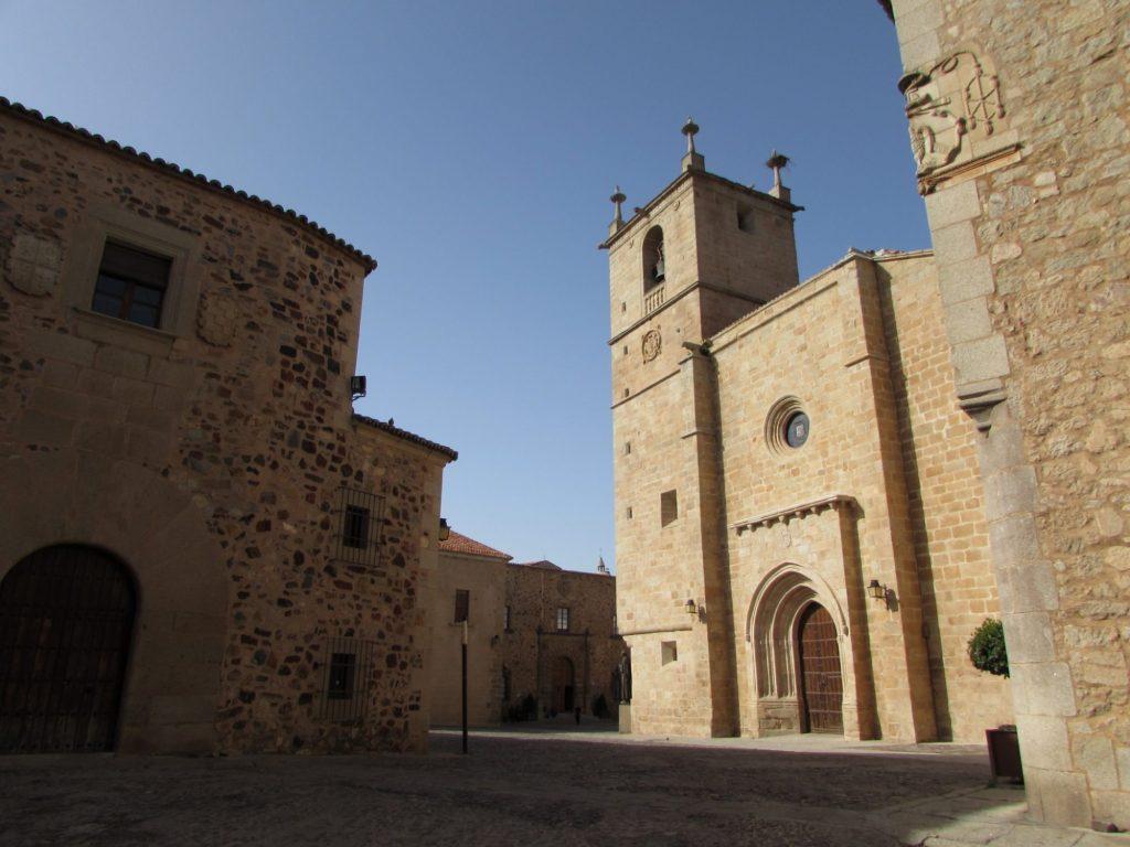 Concatedral de Santa María - Cáceres