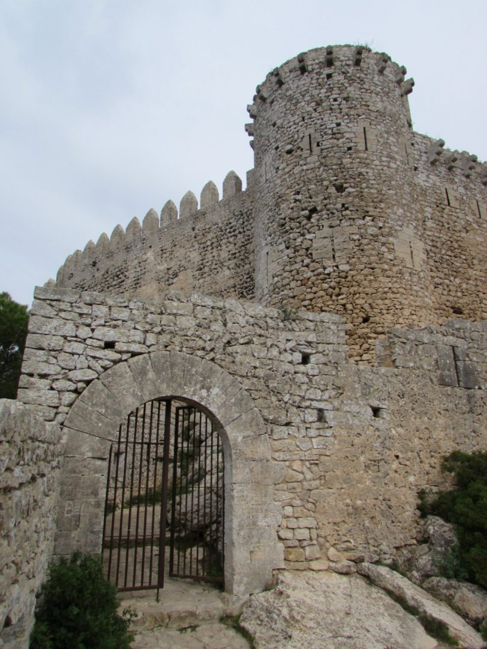 Castillo del rei, Santanyi. Castillos más bonitos de Mallorca