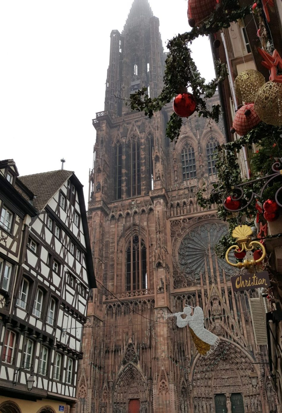 catedral estrasburgo