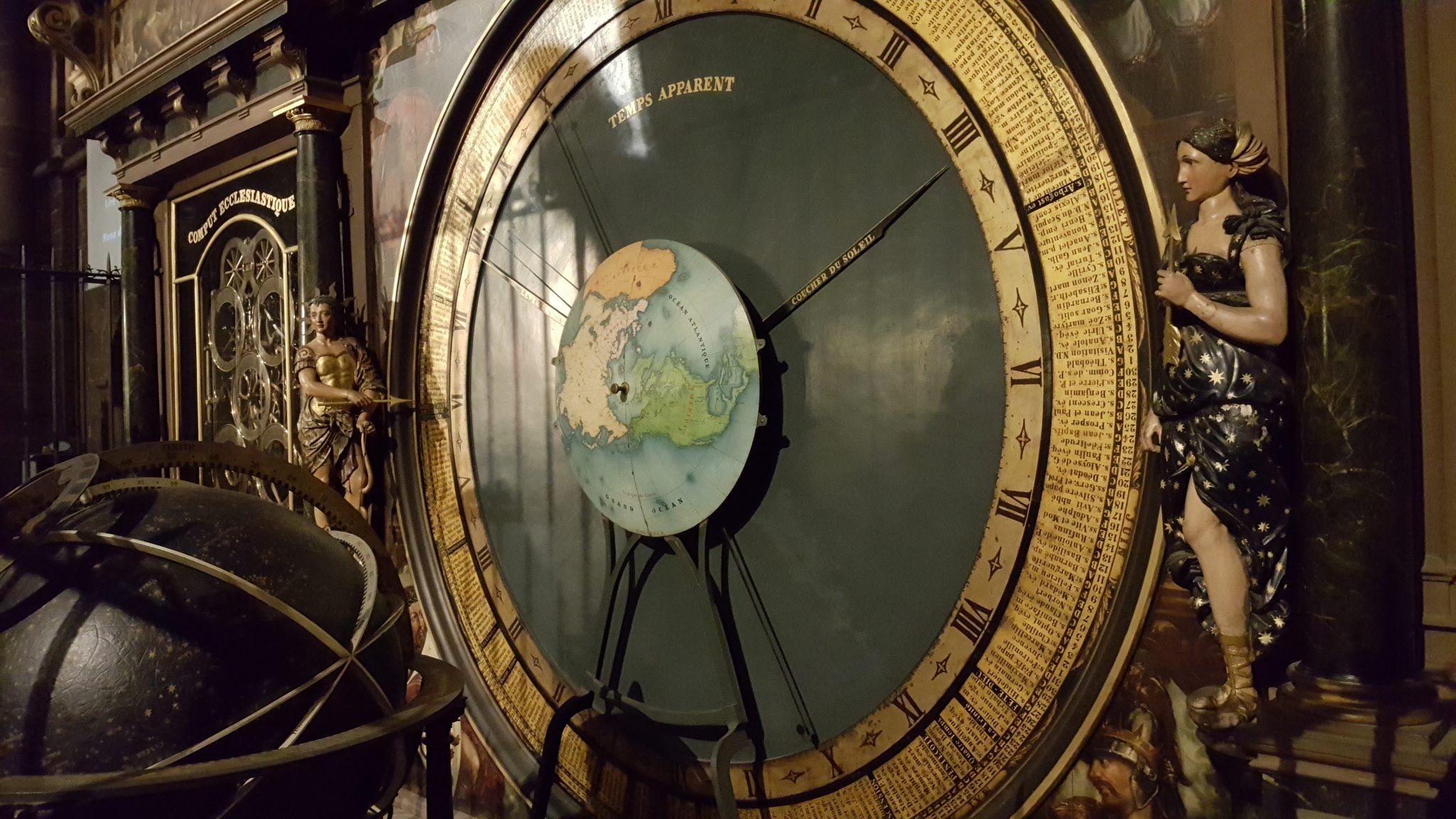 reloj astronomico estrasburgo