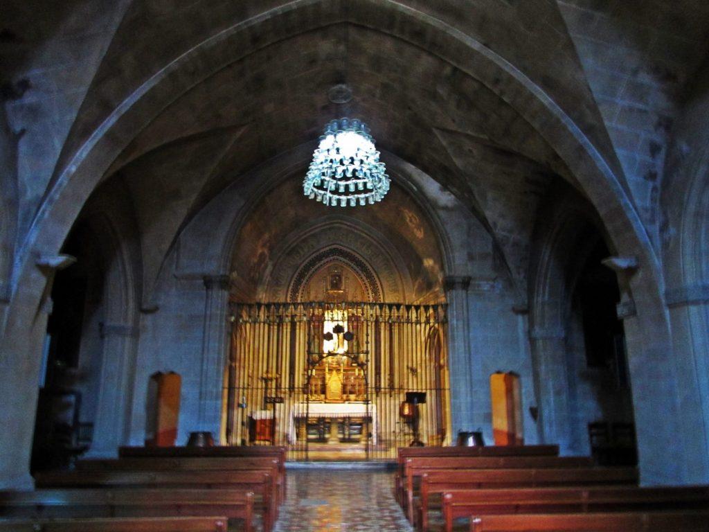 Iglesia puig de maria