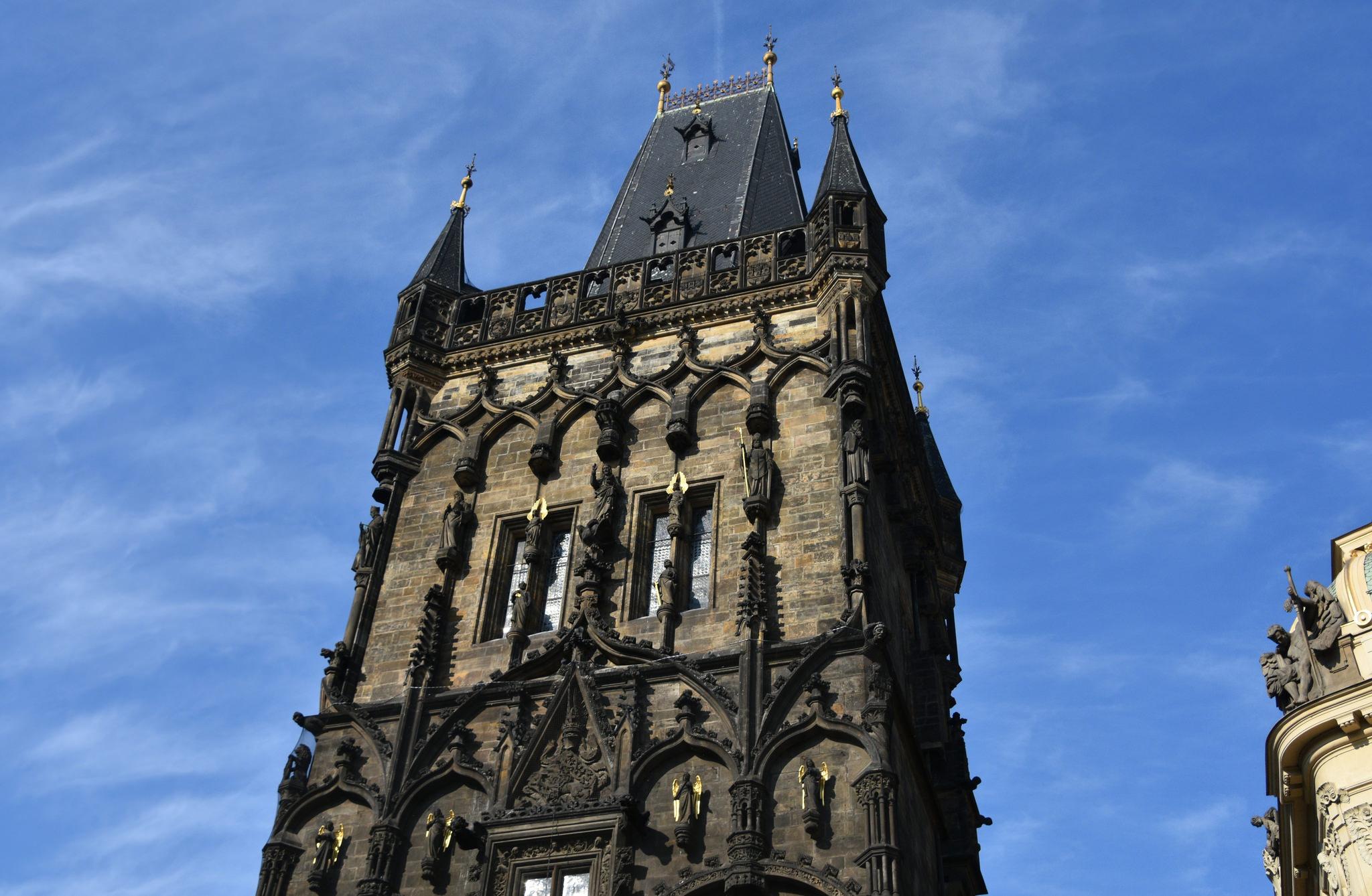 Torre de la Polvora, Praga