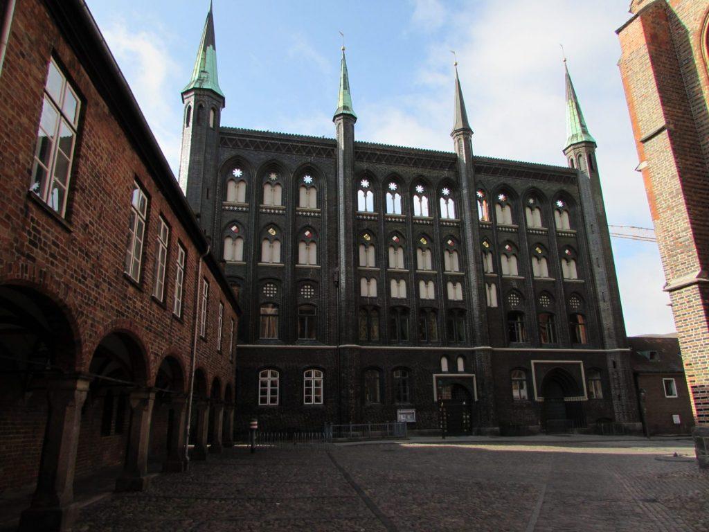 Ayuntamiento de Lübeck