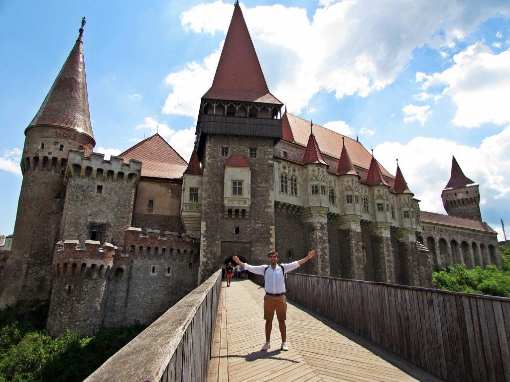 visitar castillo de hunyad o castillo de corvin