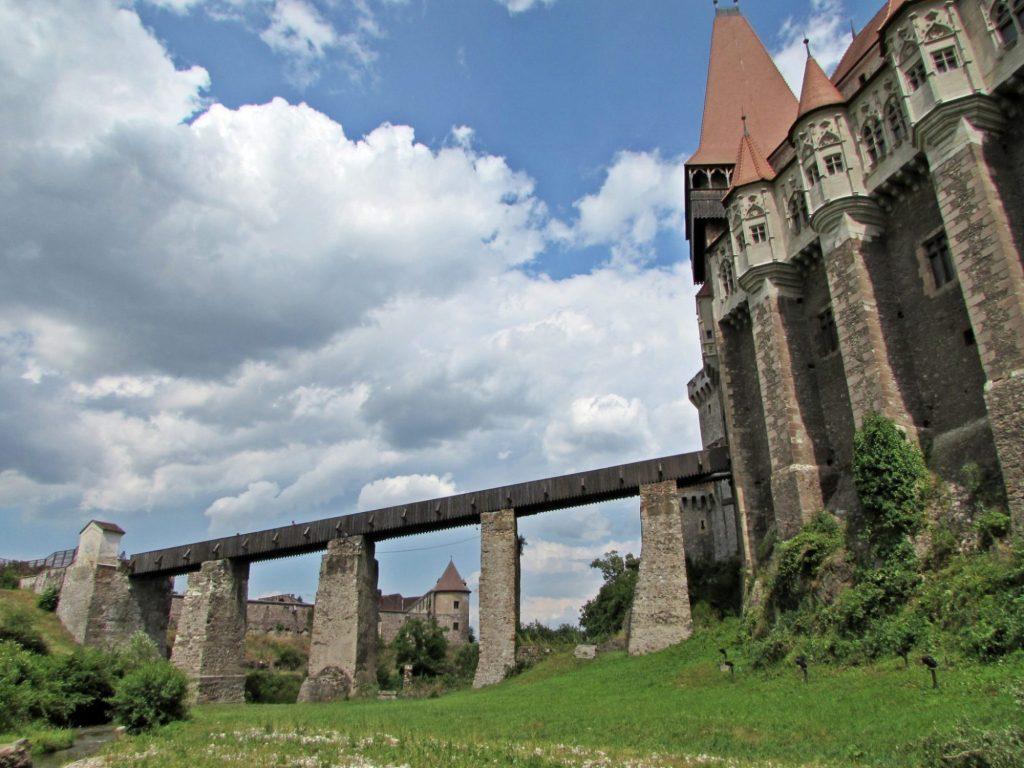 puente Castillo de Hunyad
