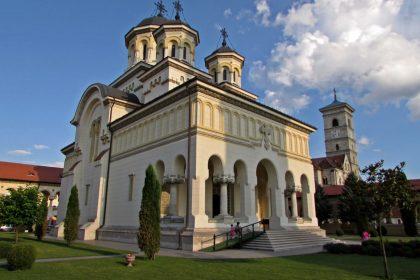 alba iulia catedral coronacion