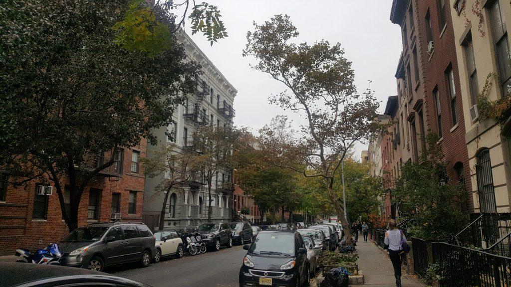 Ruta por Manhattan