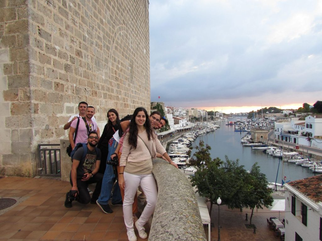 Ciutadella, antigua capital de Menorca