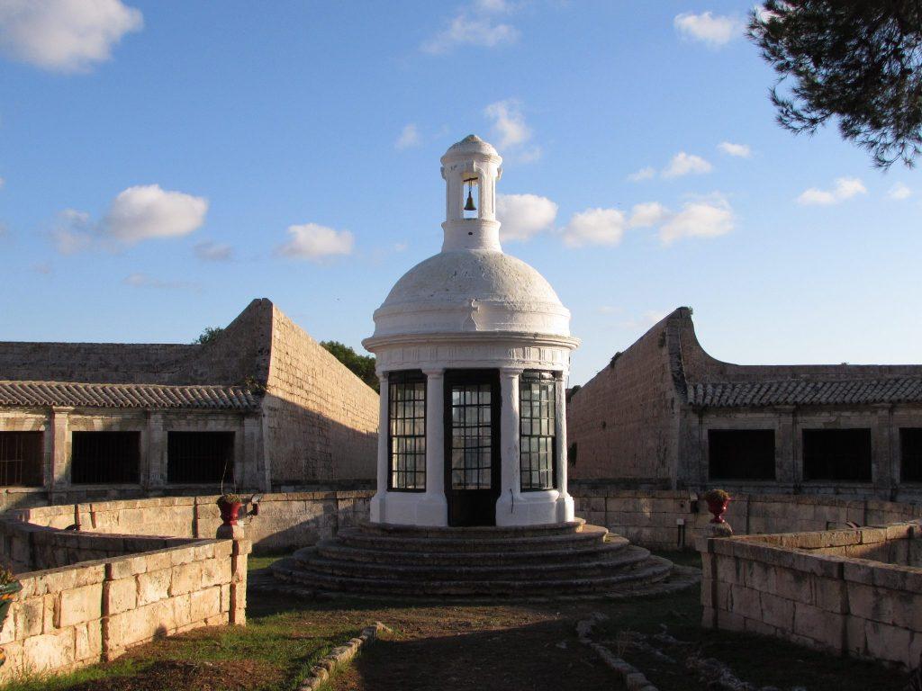 El Lazareto, Mahón (Menorca)