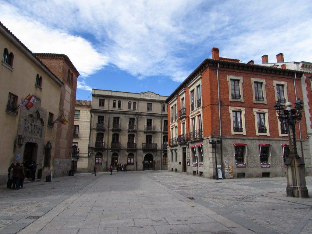 Edificios Plaza de la Catedral