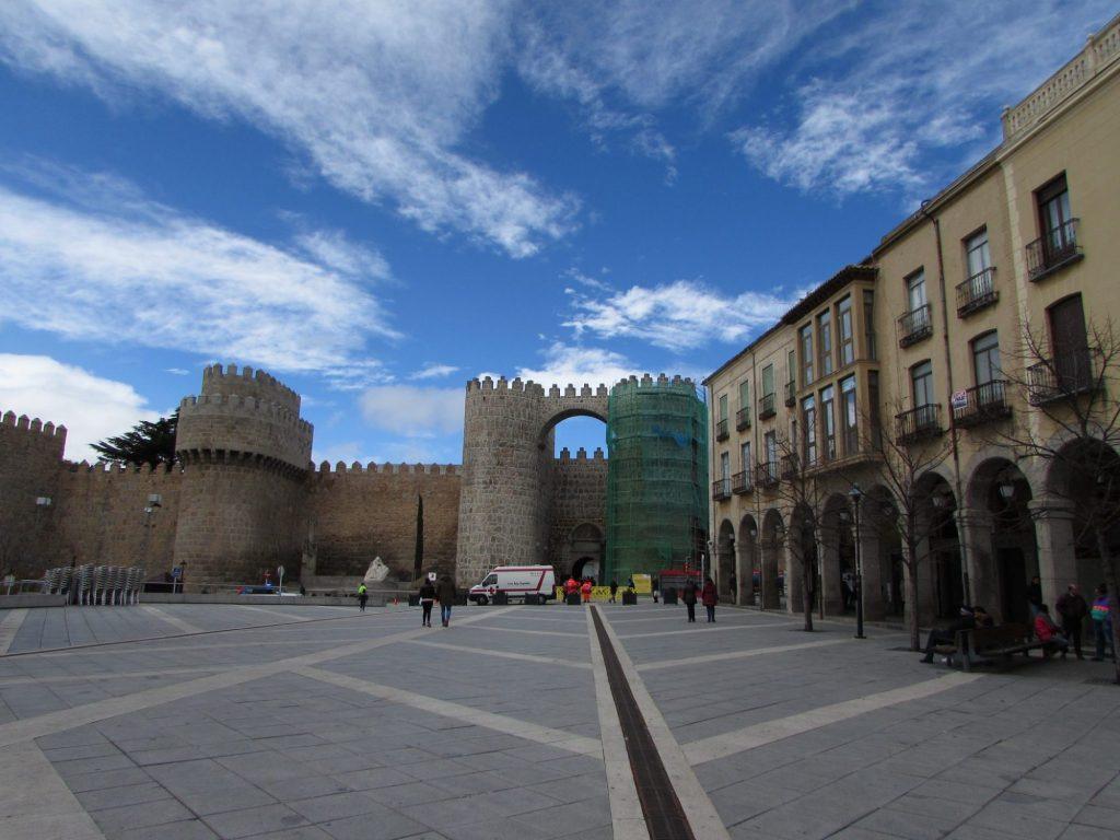 Plaza de Santa Teresa de Jesús, Ávila