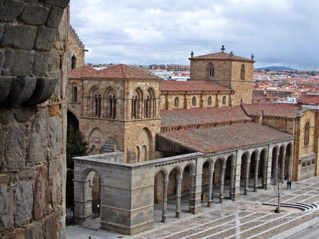 Basilica de San Vicente - Ávila