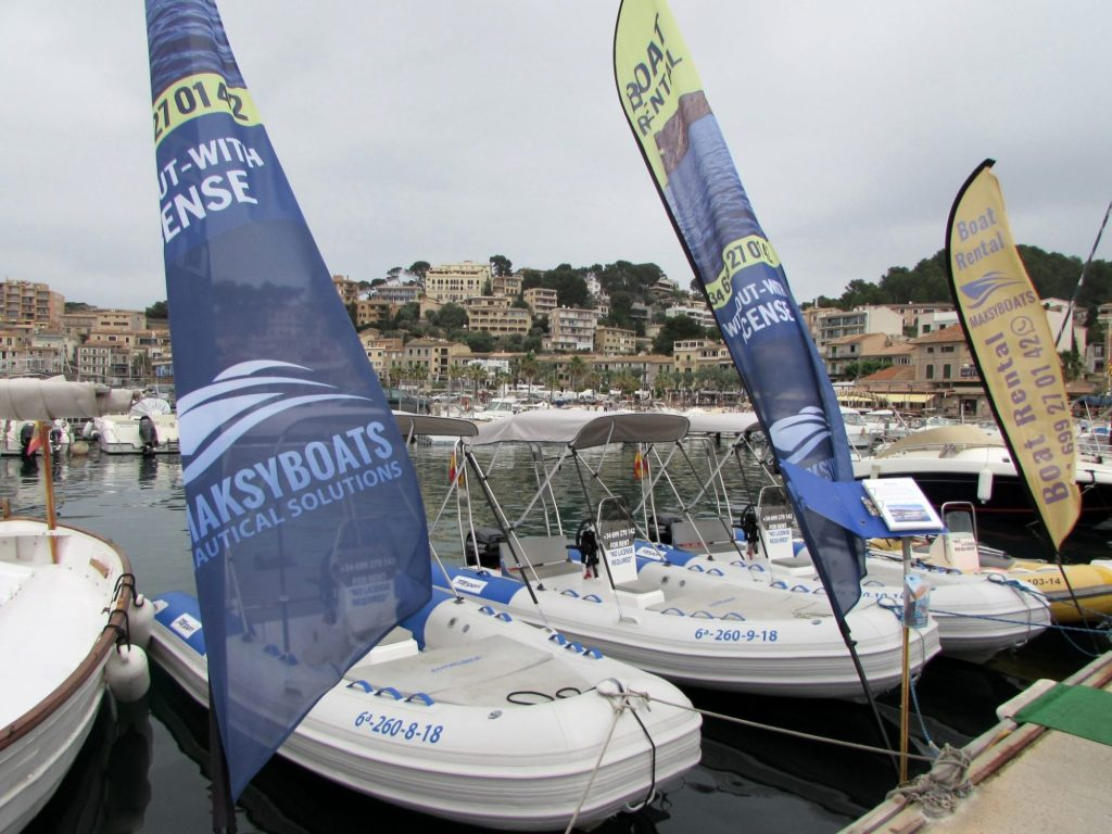 maskyboats port de soller
