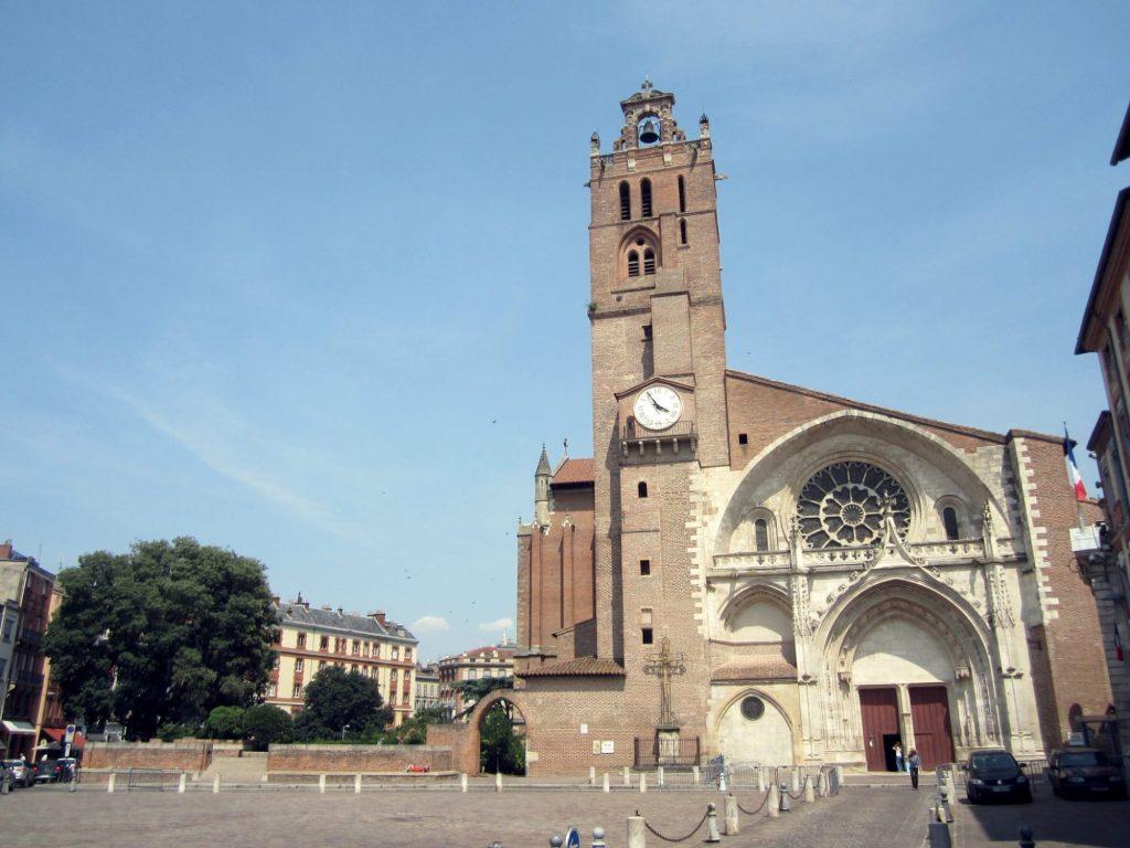 Catedral de Saint Etienne - Toulouse