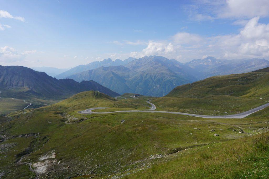La carretera más bonita de Europa