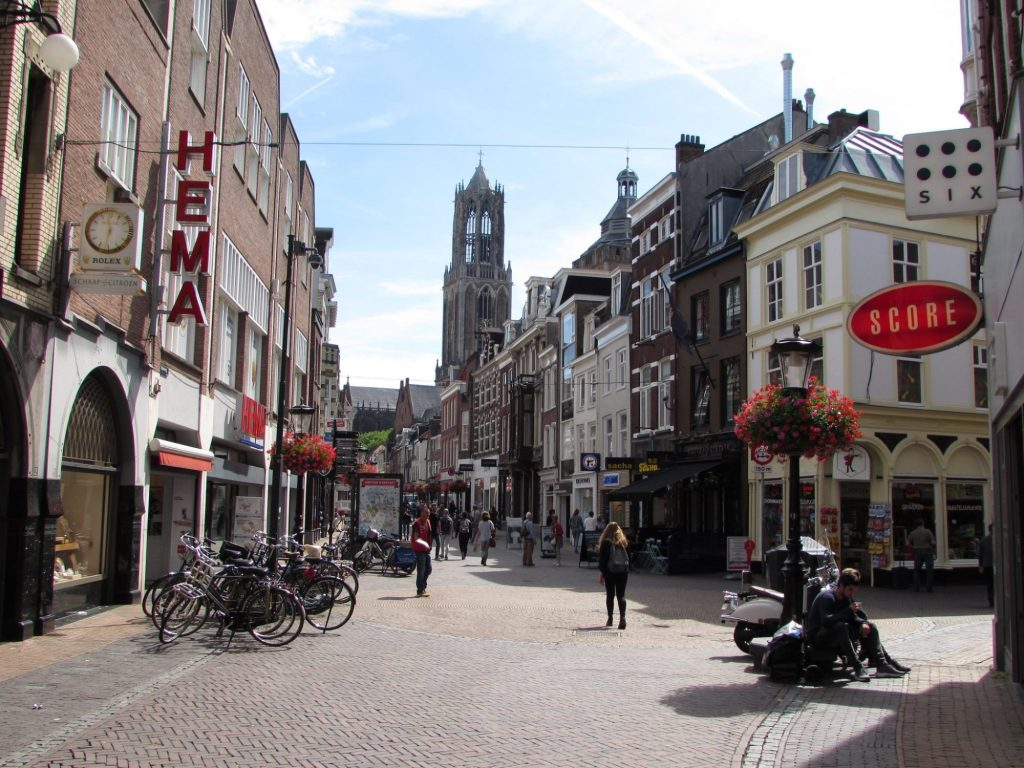 Calles de Utrecht