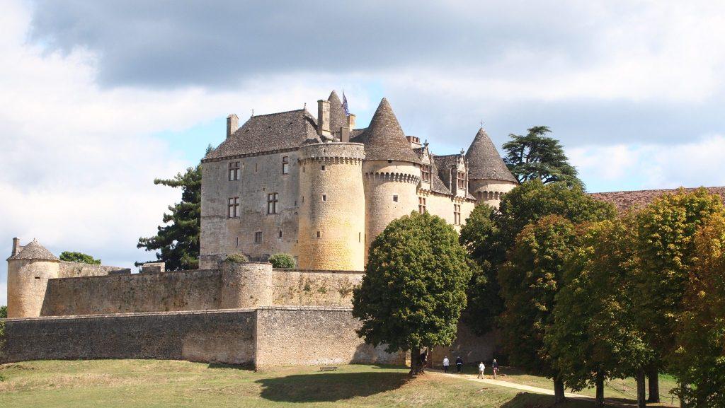 Chateau de Fenelon. Que ver en el Périgord Noir