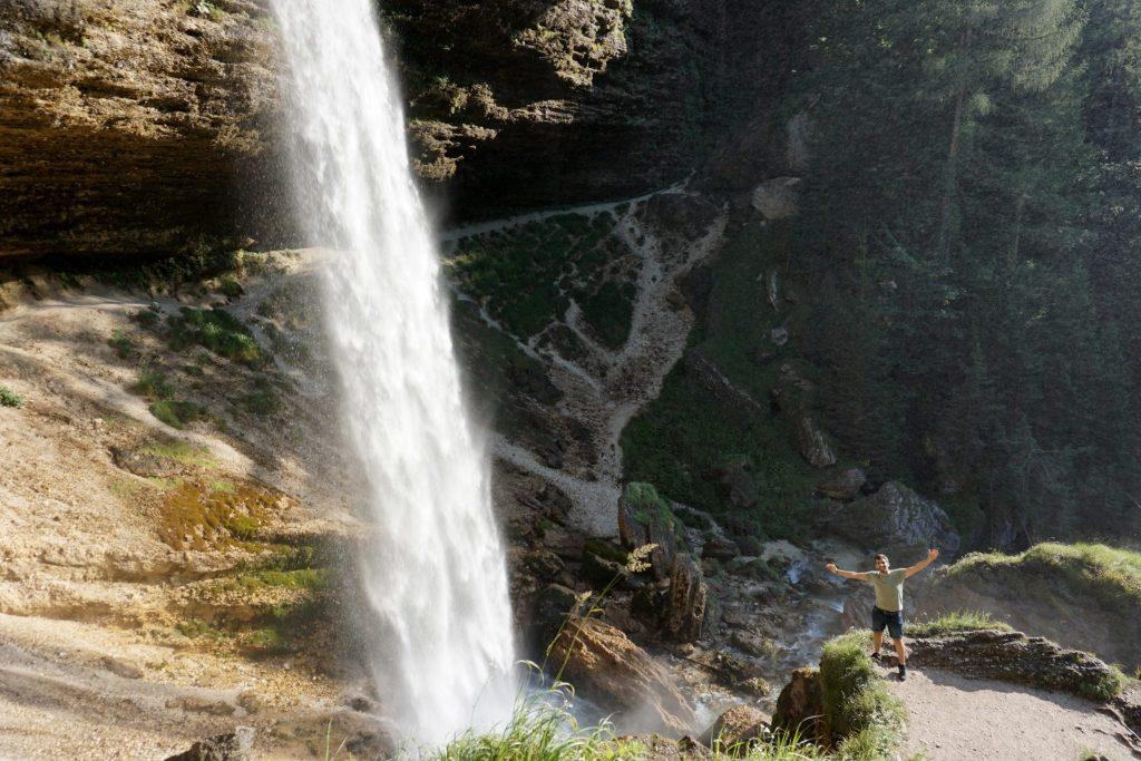 Cascada Pericnik - Eslovenia