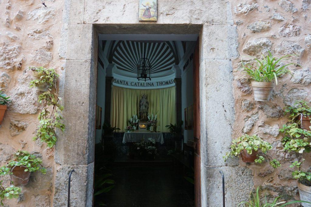 Casa natal de Santa Catalina Thomas