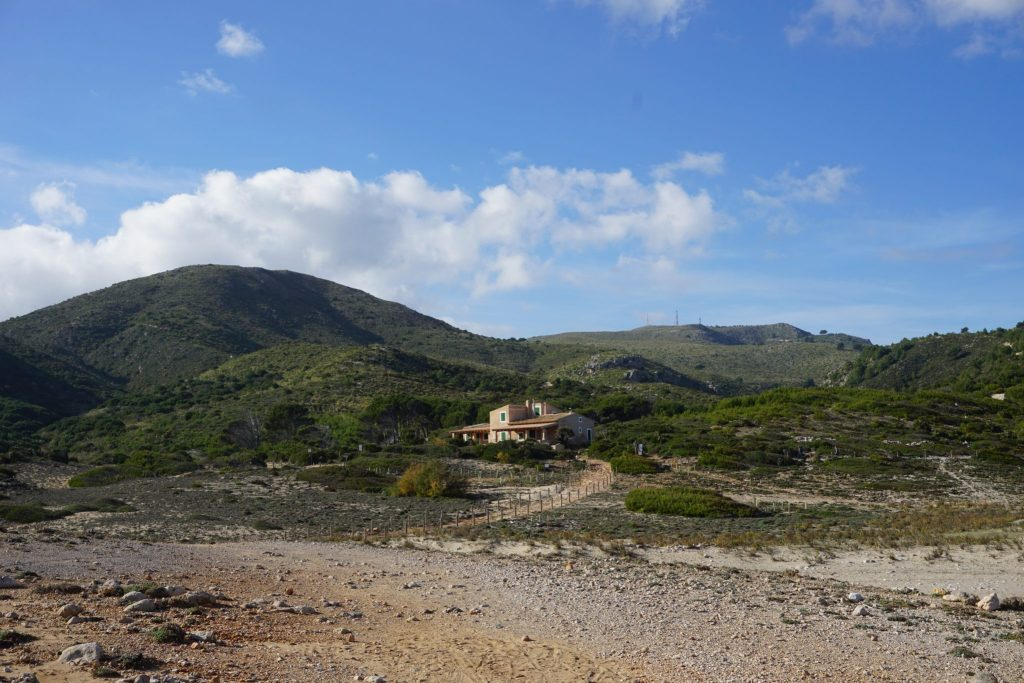 Refugio de s'Arenalet des Verger