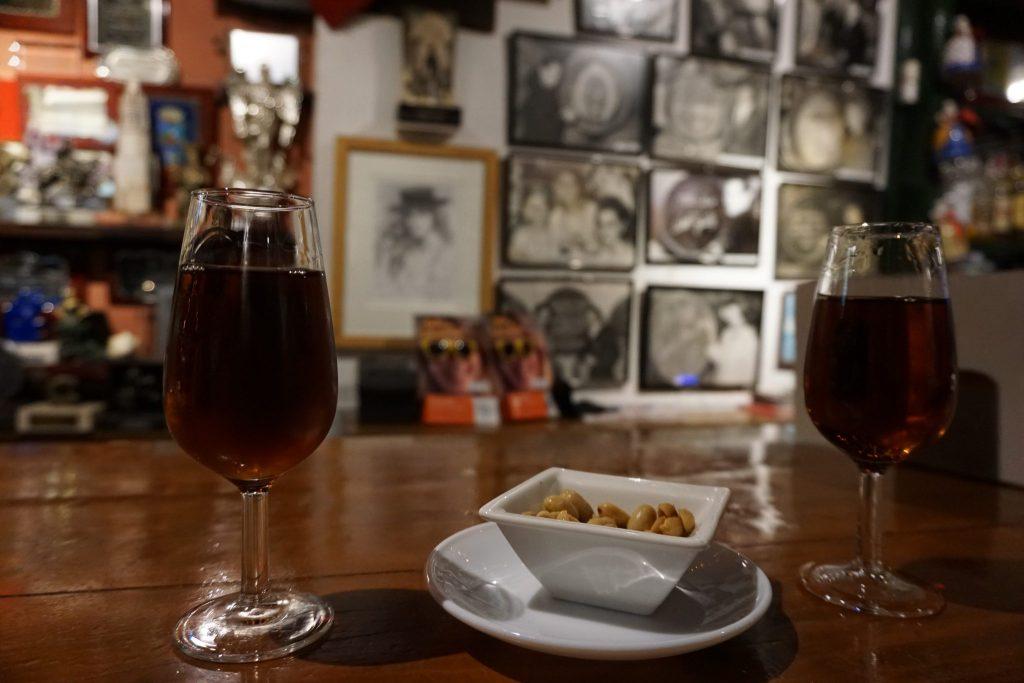 Bar El Pimpi, Málaga