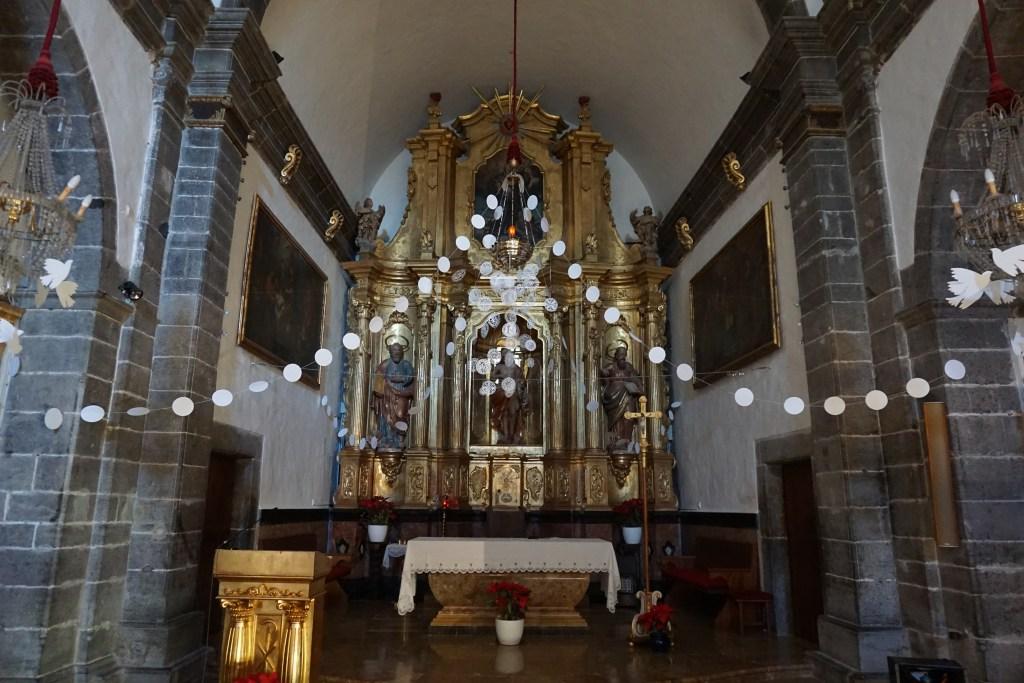 Parroquia de San Juan Bautista, Deia